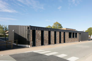Restaurant scolaire Vendrennes (85)